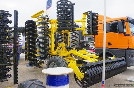 Какую технику Bednar представил на АгроЭкспо-2021