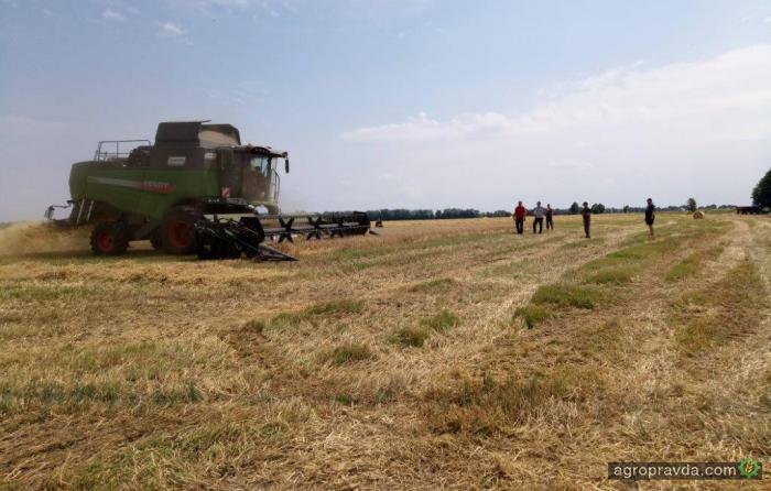 АСА «Астра» продемонстрирует технику на полях Винницкой области