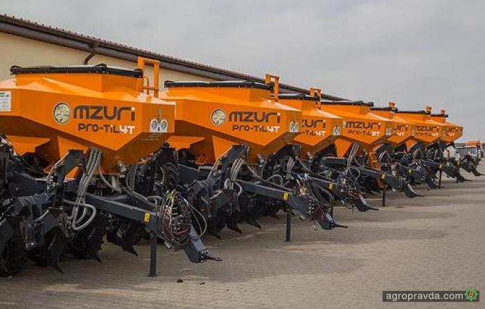 Mzuri строит завод сеялок поближе к Украине
