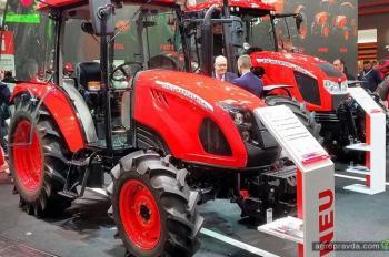 Тракторы Zetor в Украине войдут в новую нишу