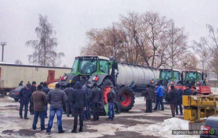 Операторы тракторов Fendt прошли предсезонное обучение. Фото