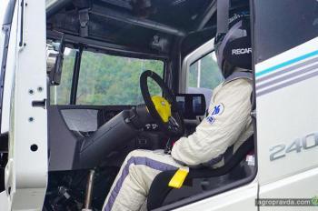 Самый быстрый грузовик в мире: новое видео