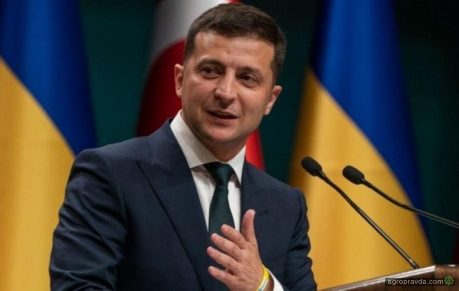 Зеленский подписал ключевой законопроект для открытия рынка земли