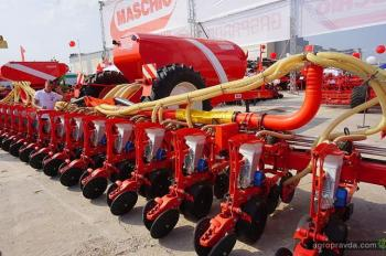 Maschio Gaspardo представил новинки на AgroExpo