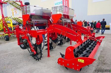 Lozova Machinery представила свои лучшие решения на AgroExpo-2021