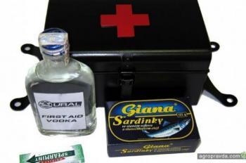 «Урал» для привлечения клиентов ввел в комплектацию бутылку водки