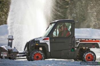 Bobcat представил новые мотовездеходы для аграриев