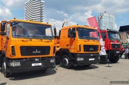 МАЗ намерен занять 20% украинского рынка в 2019 г.