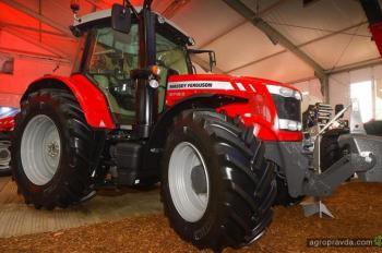 Какие новинки тракторов показали на выставке LAMMA-2017