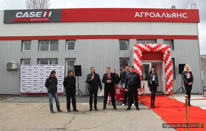Открылся новый дилерский центр CASE IH в Николаеве