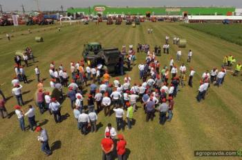 Maschio Gaspardo провела крупнейший в Восточной Европе День поля