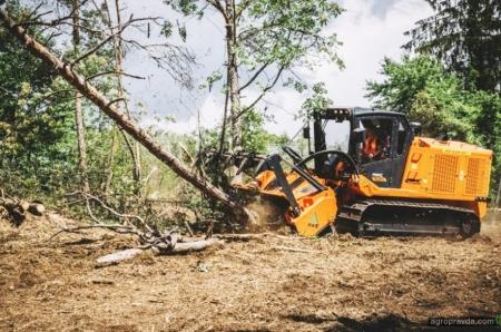 Как быстро и эффективно расчистить земельный участок