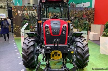 Valtra выводит на рынок новую серию тракторов