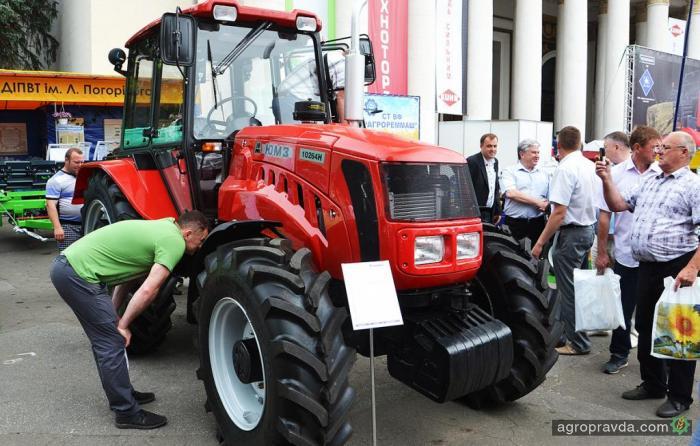 В Украине сертифицировали еще три модели трактора ЮМЗ