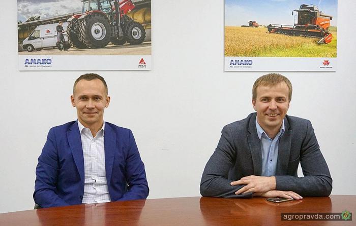 Как удвоить оборот в Украине дилеру сельхозтехники