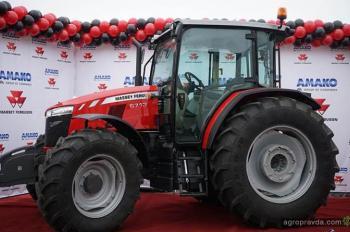 АМАКО открыла новое представительство и презентовала новый трактор MF 6713