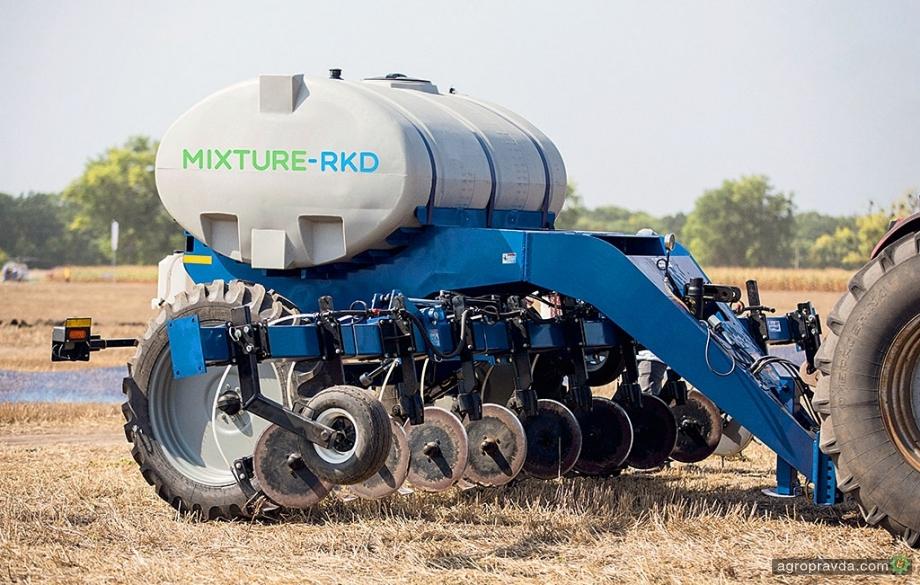 В Украине запустили производство новых жидких комплексных удобрений