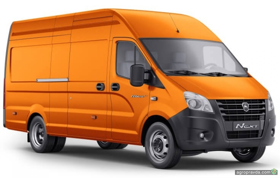 Снижены цены на дизельный Gazelle NEXT фургон