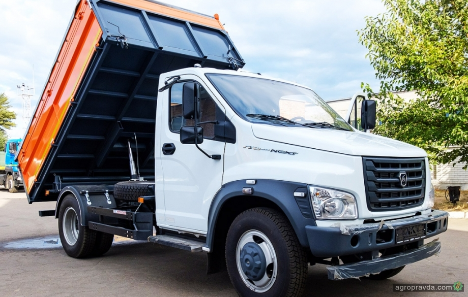 GAZ расширяет линейку переоборудованной техники украинского производства