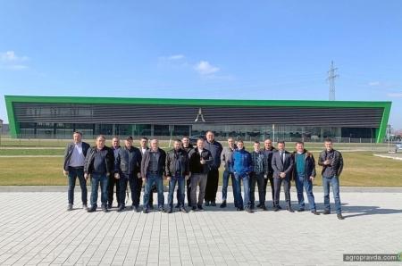 Клиенты VAIT Agropartners посетили завод Deutz-Fahr