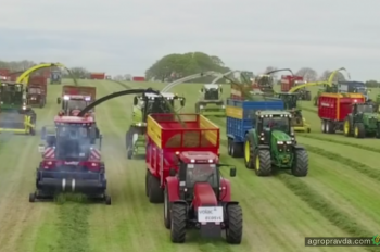 ТОП мировых рекордов сельхозтехники-2017