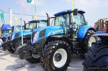 New Holland представил на AgroExpo новинки сельхозтехники