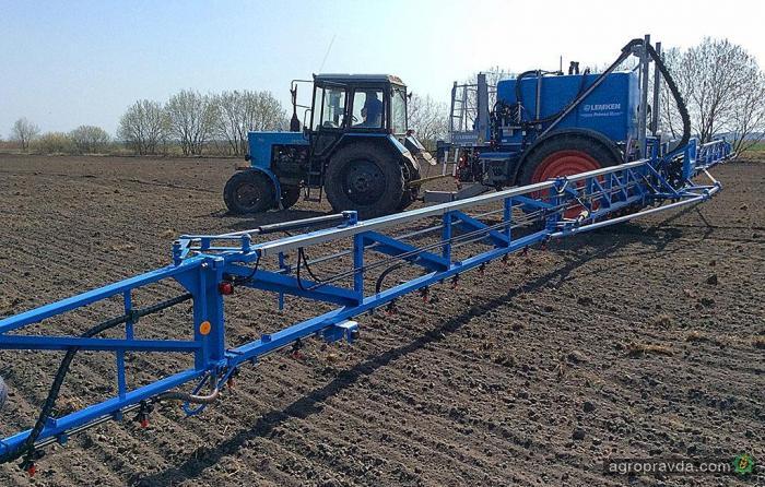 Иран заинтересован в развитии малого фермерства в Украине