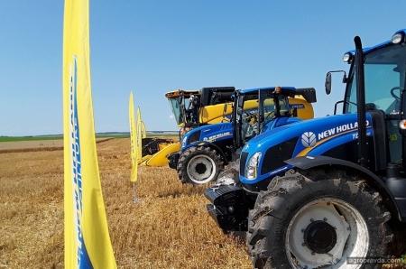 New Holland на западе Украины представит официальный дилер