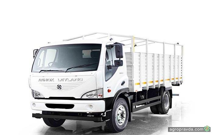На украинский рынок выйдет обновленная линейка грузовиков Ashok Leyland
