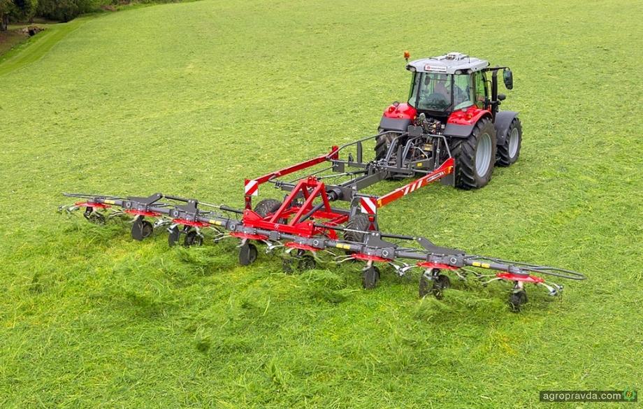 Massey Ferguson расширяет линейку кормозаготовительного оборудования