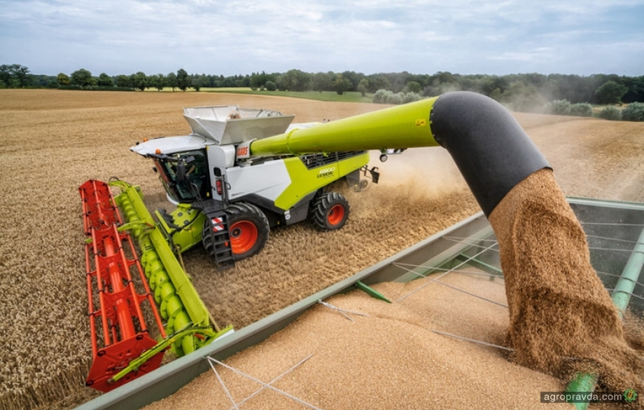 Claas Lexion отмечен наградой ASABE Innovation Awards