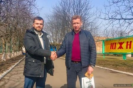 Донецкие аграрии получили партию техники ведущих производителей