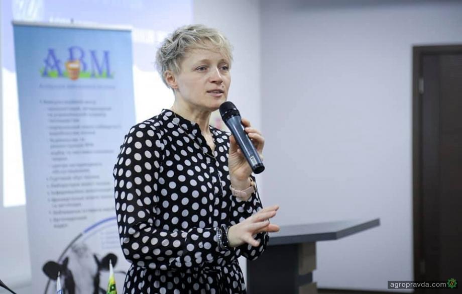 И.о. министра агрополитики рассказала о ликвидации МинАПК. Видео