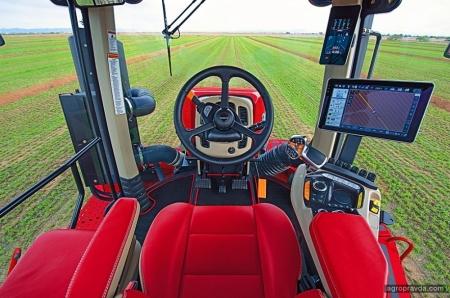 Новая серия тракторов Case IH AFS Connect Steiger. Все подробности
