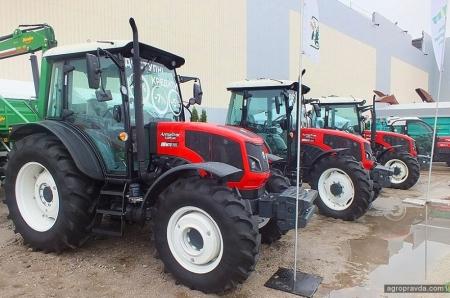 Турецкие производители тракторов заинтересовались рынком Украины