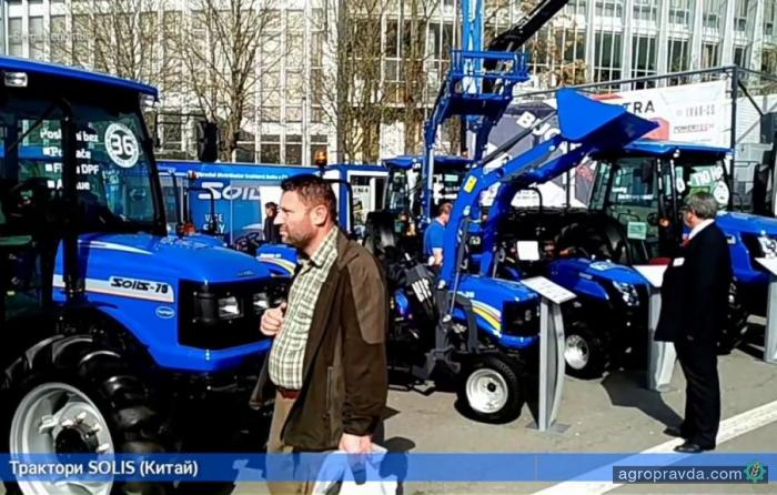 Разбор индийского аналога трактора МТЗ. Видео