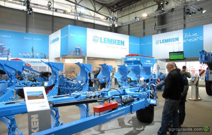 Lemken предложил технику в лизинг от 0,99% годовых