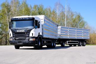 Scania представит технику для аграриев на Агро 2015