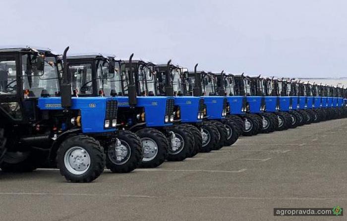 Трактора BELARUS доступны в кредит или лизинг с пониженной % ставкой