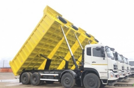 Грузовики DongFeng Trucks в 2020 году успешно стартовали на украинском рынке