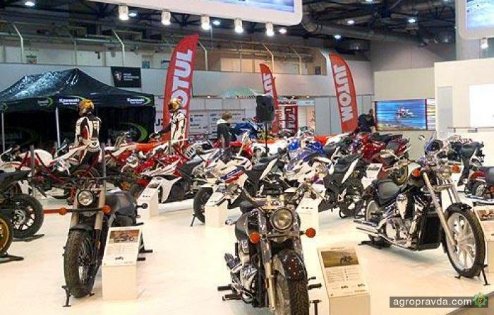 В Украине проходит распродажа мотоциклов Honda