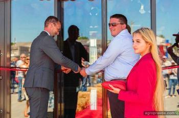 В Кропивницком открылся новый дилерский центр Case IH