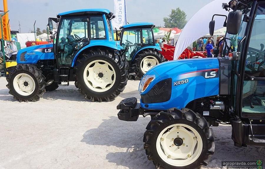 На ЗАЗе начинают производство корейских тракторов
