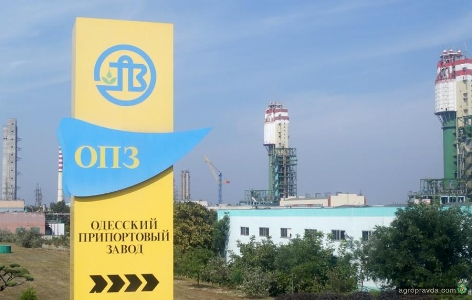 ОПЗ нарощує темпи відвантаження продукції на ринок України