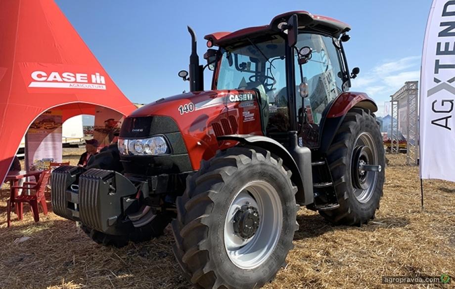 В Украине показали ТОПовый трактор Maxxum