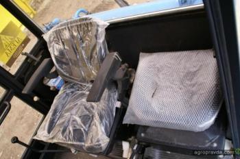 Тест-драйв трактора Агромаш 90ТГ