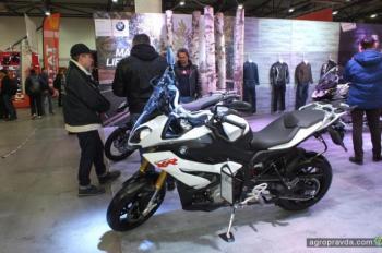 Что показали выставке Motobike 2016. Фото