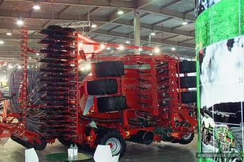 «Альбион» представил широкую линейку сельхозтехники