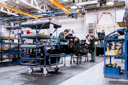 Как производят тракторы Zetor. Фото