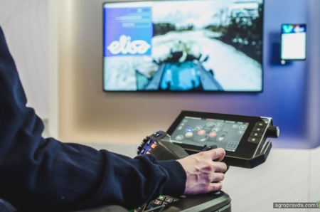 Valtra представила трактор с управлением по сети 5G